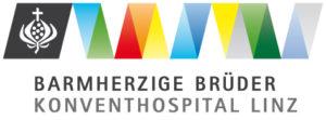 Logo des Krankenhauses der Barmherzigen Brüder Linz